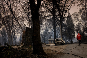 Camp Fire Paradise, Calif. 11/2018