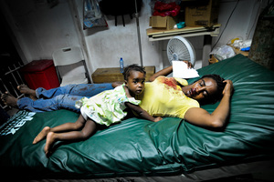 Volunteer Doctors and Nurses Save Lives in Haiti