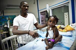 Hospital Bernard Mevs in Port-au-Prince,Project Medishare Haiti.